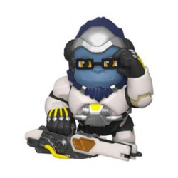 Mini Figurine Overwatch Winston