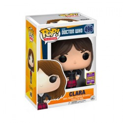 Figurine Pop SDCC 2017 Doctor Who Clara Edition Limitée Funko Boutique Geneve Suisse