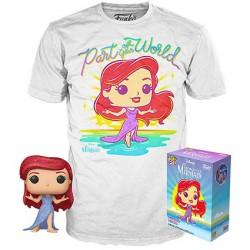 Pop Diamond et T-shirt Disney La Petite Sirène Edition Limitée