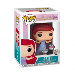 Figur Pop Diamond Disney The Little Mermaid Ariel Limited Edition Funko Geneva Store Switzerland