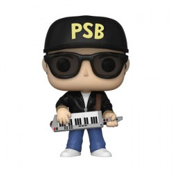 Figur Pop Rocks Pet Shop Boys Chris Lowe Funko Geneva Store Switzerland