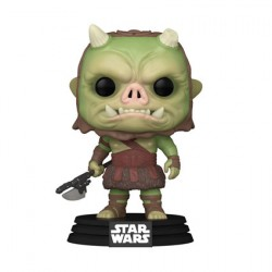 Figurine Pop Star Wars The Mandalorian Gamorrean Fighter Funko Boutique Geneve Suisse