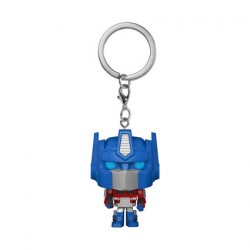 Figurine Pop Pocket Porte-clés Transformers Optimus Prime Funko Boutique Geneve Suisse