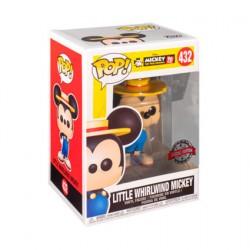 Figur Pop Disney Little Whirlwind Mickey Mouse 90th Anniversary Limited Edition Funko Geneva Store Switzerland