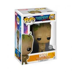 Figurine Pop Les Gardiens de la Galaxie 2 Teenage Groot Edition Limitée Funko Boutique Geneve Suisse