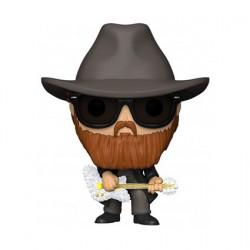 Figuren Pop Flockierte ZZ Top Billy Gibbons Funko Genf Shop Schweiz
