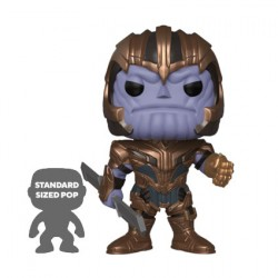 Figur Pop 10 inch Avengers 4 Endgame Thanos Limited Edition Funko Geneva Store Switzerland