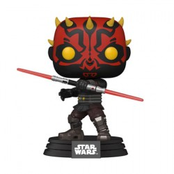 Figurine Pop Star Wars Clone Wars Darth Maul Funko Boutique Geneve Suisse