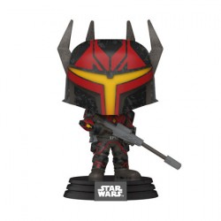 Figurine Pop Star Wars Clone Wars Gar Saxon Darth Maul's Captain Funko Boutique Geneve Suisse