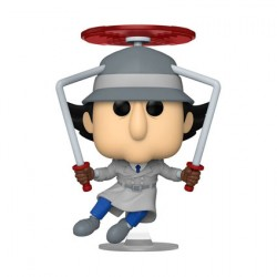 Figurine Pop Inspecteur Gadget Flying Funko Boutique Geneve Suisse