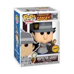 Figurine Pop Inspecteur Gadget Chase Edition Limitée Funko Boutique Geneve Suisse