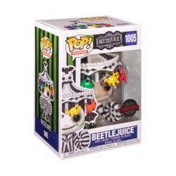 Figuren Pop Beetlejuice mit Hat Limitierte Auflage Funko Genf Shop Schweiz