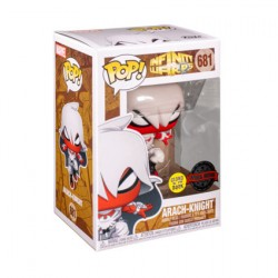 Figur Pop Glow in the Dark Infinity Warps Arachknight Limited Edition Funko Geneva Store Switzerland