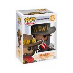 Figurine Pop Overwatch USA McCree Edition Limitée Funko Boutique Geneve Suisse
