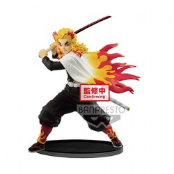 Figur Demon Slayer Kimetsu no Yaiba Vibration Stars Kyojuro Rengoku Banpresto Geneva Store Switzerland