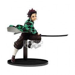 Figur Demon Slayer Kimetsu no Yaiba Vibration Stars Tanjiro Kamado Banpresto Geneva Store Switzerland
