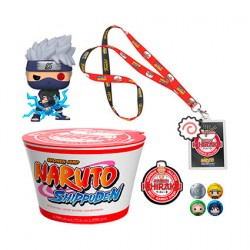 Figur Naruto Shippuden Kakashi & Noodles Exclusive Collector Box Funko Geneva Store Switzerland