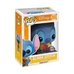 Figurine Pop Disney Lilo et Stitch Aloha Stitch Edition Limitée Funko Boutique Geneve Suisse