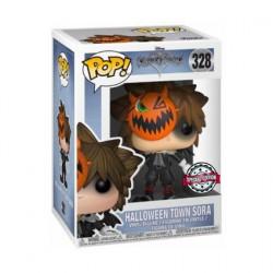 Figurine Pop Disney Kingdom of Hearts Halloween Town Sora Edition Limitée Funko Boutique Geneve Suisse