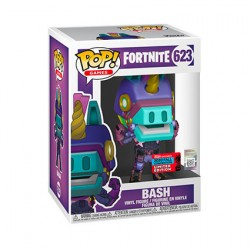Figur Pop NYCC 2020 Fortnite Bash Limited Edition Funko Geneva Store Switzerland