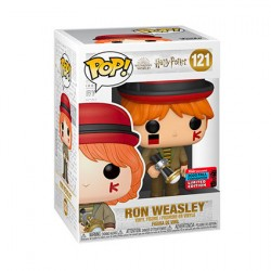 Figurine Pop NYCC 2020 Harry Potter Ron World Cup Edition Limitée Funko Boutique Geneve Suisse