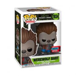Figurine Pop NYCC 2020 The Simpsons Bart Werewolf Edition Limitée Funko Boutique Geneve Suisse