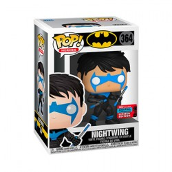 Figur Pop NYCC 2020 Batman Nightwing Limited Edition Funko Geneva Store Switzerland
