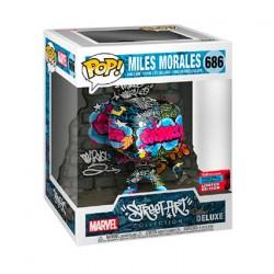 Figuren Pop NYCC 2020 Spider-Man Miles Grafitti Deco Limitierte Auflage Funko Genf Shop Schweiz