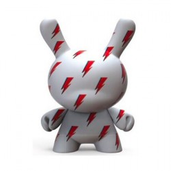 Figurine Dunny 20 cm David Bowie Lightning Bolt Kidrobot Boutique Geneve Suisse