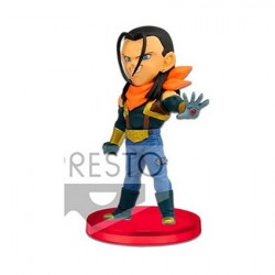 Figurine Mini-Figurine Dragon Ball GT Super Android 17 Banpresto Boutique Geneve Suisse