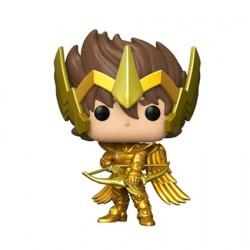 Figur Pop Saint Seiya Seiya with Armor Gold Limited Edition Funko Geneva Store Switzerland