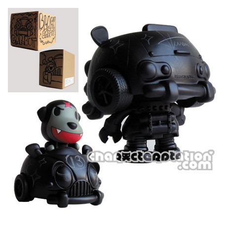 Figuren Carbot 13 à customiser von Steven Lee Steven House Genf Shop Schweiz