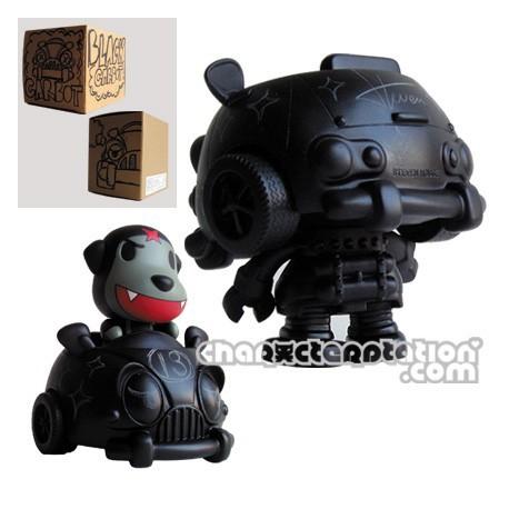 Figurine Carbot 13 à customiser par Steven Lee Steven House Boutique Geneve Suisse