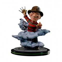 Figurine Nightmare On Elm Street Freddy Krueger Q-Fig Quantum Mechanix Boutique Geneve Suisse
