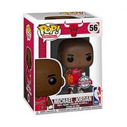 Figurine Pop Basketball NBA Bulls Michael Jordan Rookie Uniform Edition Limitée Funko Boutique Geneve Suisse