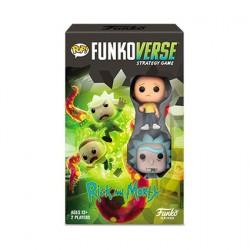 Figuren Pop Funkoverse Rick und Morty Brettspiel-Erweiterung Französische Version Funko Genf Shop Schweiz