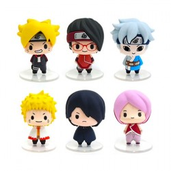 Figurine Boruto Naruto Next Generations Mystery Minis MegaHouse Boutique Geneve Suisse
