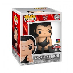 Figur Pop 15 cm WWE André The Giant Limited Edition Funko Geneva Store Switzerland