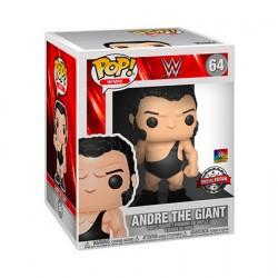 Figurine Pop 15 cm WWE André Le Géant Edition Limitée Funko Boutique Geneve Suisse