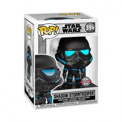 Figurine Pop Star Wars The Force Unleashed Shadow Trooper Edition Limitée Funko Boutique Geneve Suisse