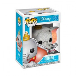 Figur Pop Diamond Disney Dumbo Glitter Limited Edition Funko Geneva Store Switzerland