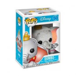 Figurine Pop Diamond Disney Dumbo Glitter Edition Limitée Funko Boutique Geneve Suisse