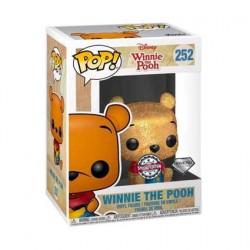 Figurine Pop Diamond Disney Winnie L'Ourson Glitter Edition Limitée Funko Boutique Geneve Suisse