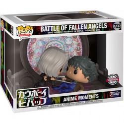 Figurine Pop Anime Moments Cowboy Bebop Battle of the Fallen Angels Edition Limitée Funko Boutique Geneve Suisse