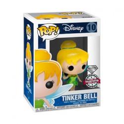Figurine Pop Diamond Disney Peter Pan Tinker Bell Glitter Edition Limitée Funko Boutique Geneve Suisse