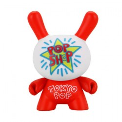 Figur Duuny Tokyo Pop Shop by Keith Haring Kidrobot Geneva Store Switzerland