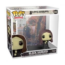 Figuren Pop Rocks Black Sabbath Album mit Acryl Schutzhülle Funko Genf Shop Schweiz