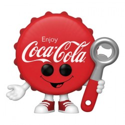 Figuren Pop Coca-Cola Coke Bottle Cap Funko Genf Shop Schweiz