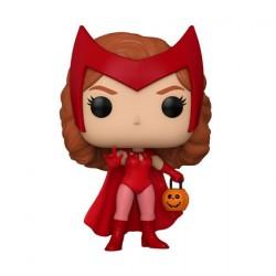 Figurine Pop Wandavision Halloween Wanda Funko Boutique Geneve Suisse