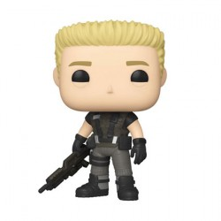 Pop Starship Troopers Rico in Jumpsuit